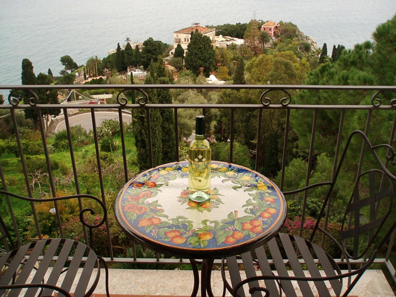 Sicily Travel — a Sicilian Idyll - Vivian V. Russell Travel