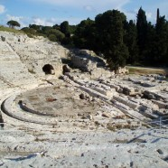 Sicily Travel – Greek Theater, Syracuse