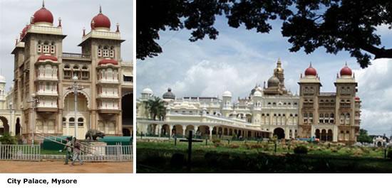 City Palace, India