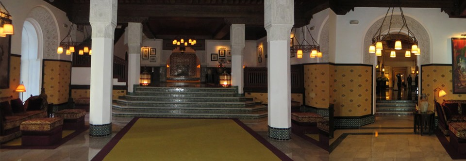 La Mamounia Hotel and Travel Exploration Morocco