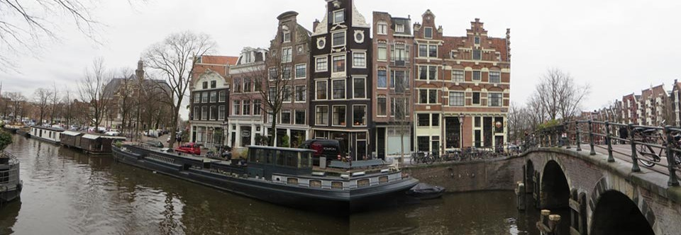 Return to Old Amsterdam