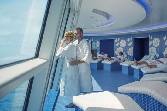Cruise spa