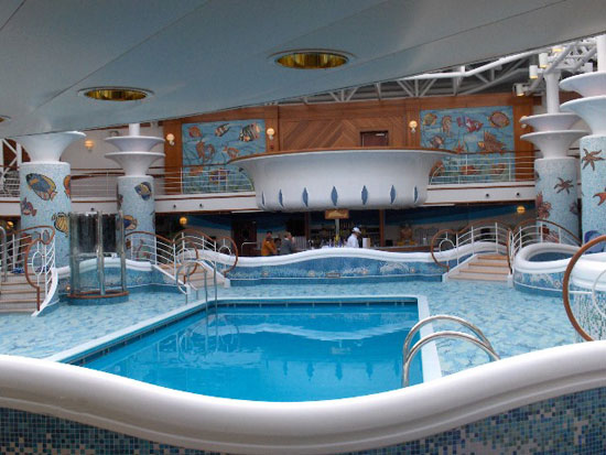 I see a cruise in your future vivian v russell travel for River cruise ships with swimming pool