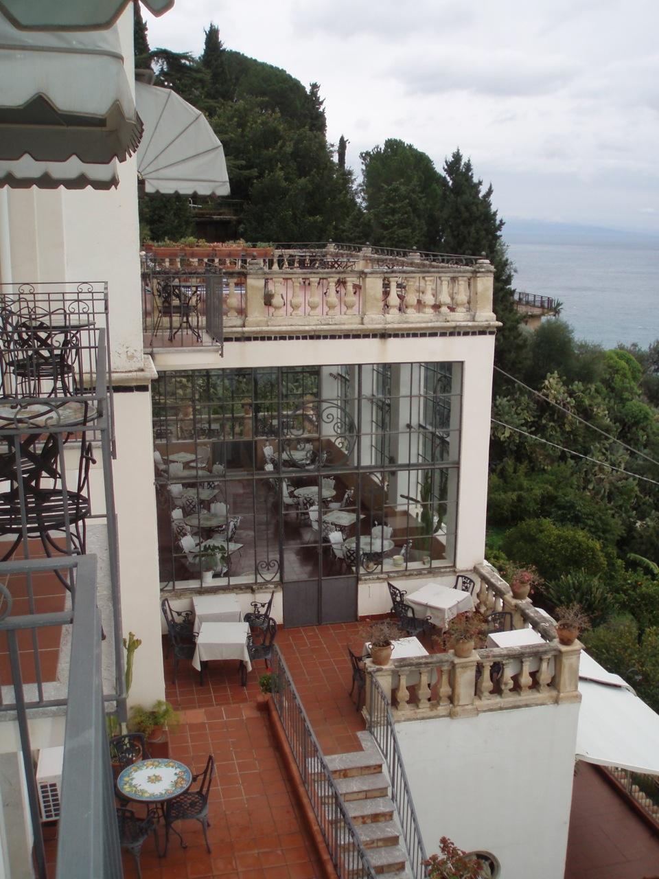 Sicily Travel - Hotel Bel Soggiorno, Taormina - Vivian V. Russell Travel